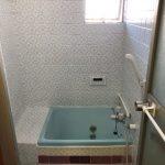 お風呂にも窓があります。(風呂)