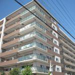 岡寺駅徒歩1分、8階建て2階部分、3LDK、ペット可能、LDK床暖房あり