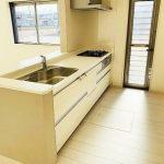 食器洗浄乾燥機付きシステムキッチン(キッチン)