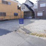 真菅駅徒歩5分、土地約44.01坪、建築条件なし、スーパー・ドラッグストアまで約50m