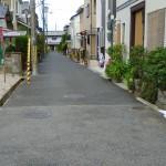 東側道路★幅員4.0m(周辺)
