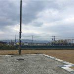 石見駅徒歩15分、全11区画の分譲開発地、2019年5月末までの限定土地売り、建築条件なし