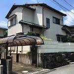 岡寺駅徒歩8分、昭和62年12月築、6DK、土地55.41坪、2階洋室には4帖のロフトあり