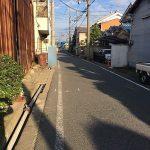 前面道路★幅員約5.5m
