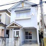 高田市駅徒歩16分、平成5年4月建築、3LDK、平成31年2月リフォーム済、屋根裏収納あり