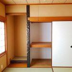2階和室★畳・襖・障子張替